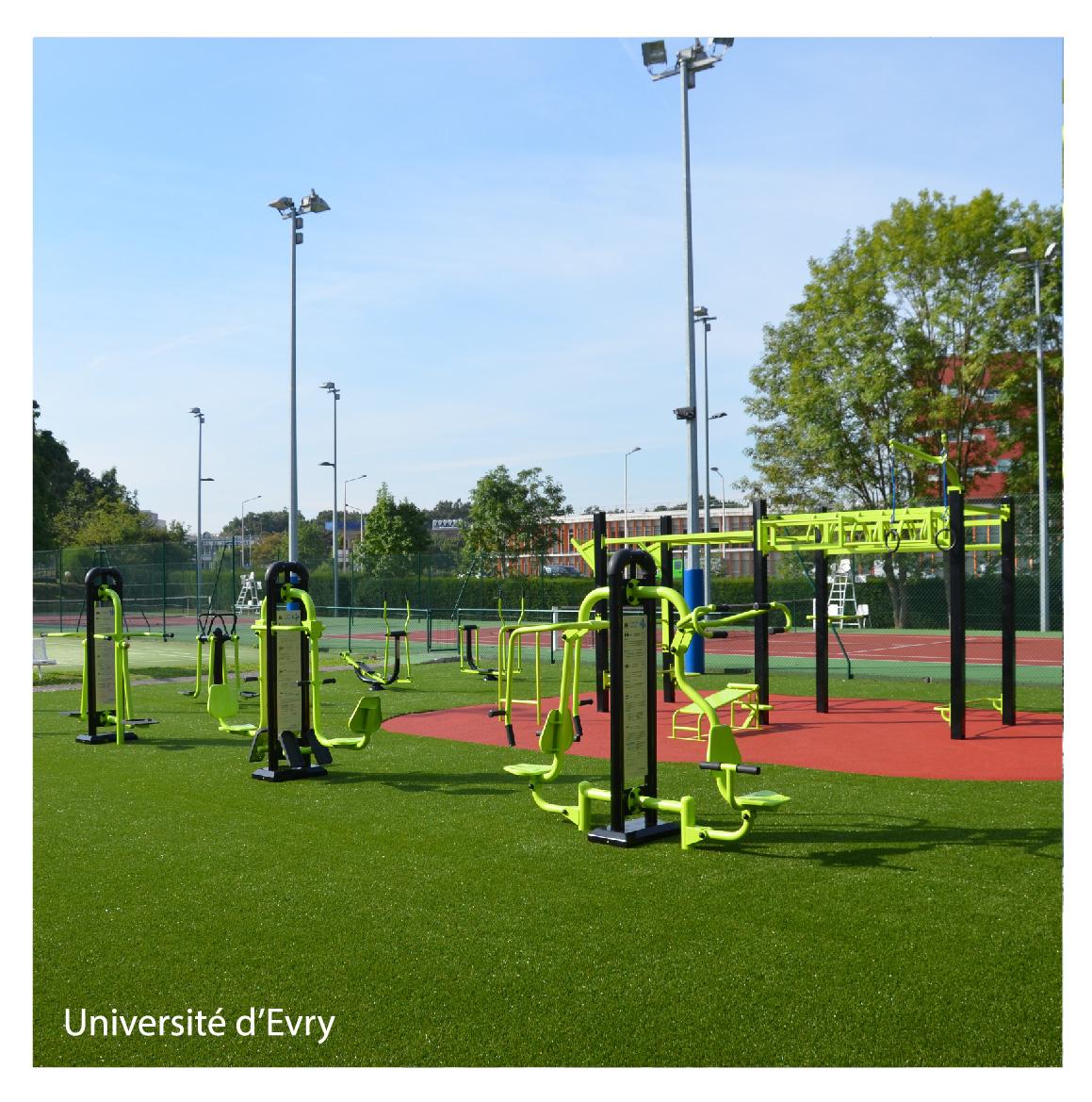 Freetness fitness plein air for Parc enfant yvelines